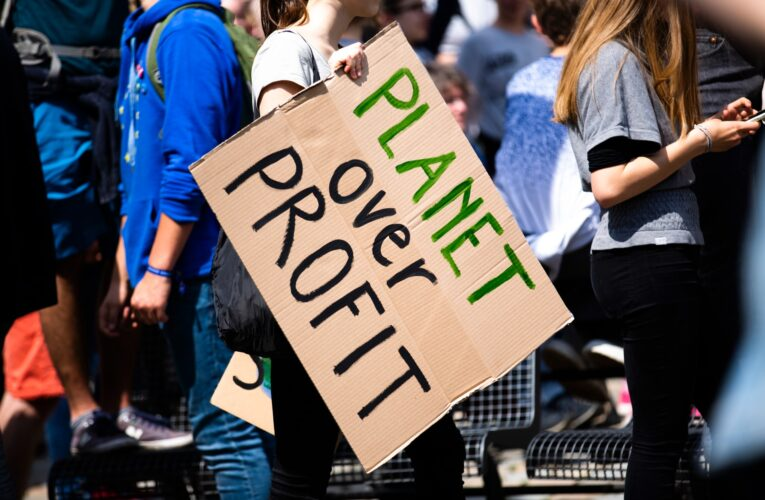 Climate Change Protesters – Why They Matter